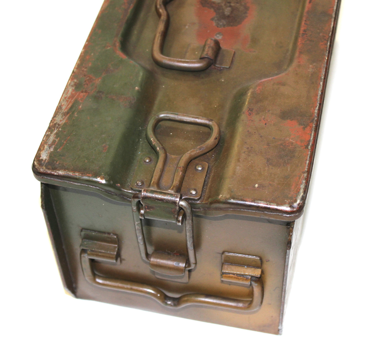 German BSW 1938 Box with 4 Oil Cans