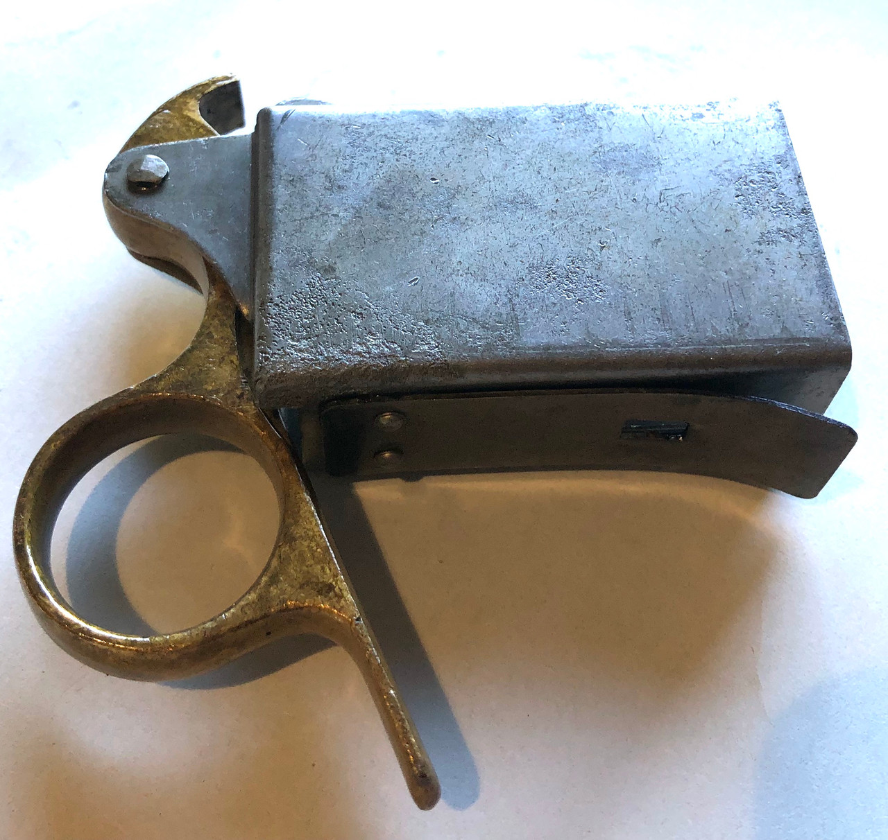 STEN Mk2 Magazine Loader - Early Type with Welded Rear
