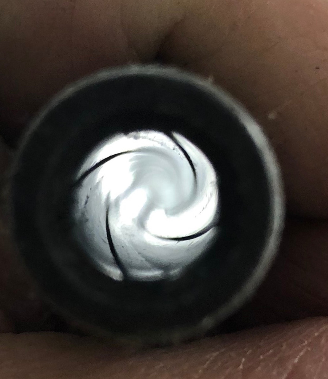 7.62x54R Barrel For Maxim 08 and 08/15 without rear brass bushing