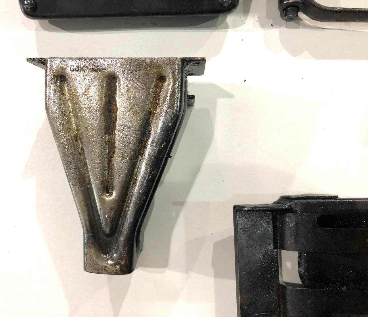 Nazi Marked 8mm Belt Loading Machine