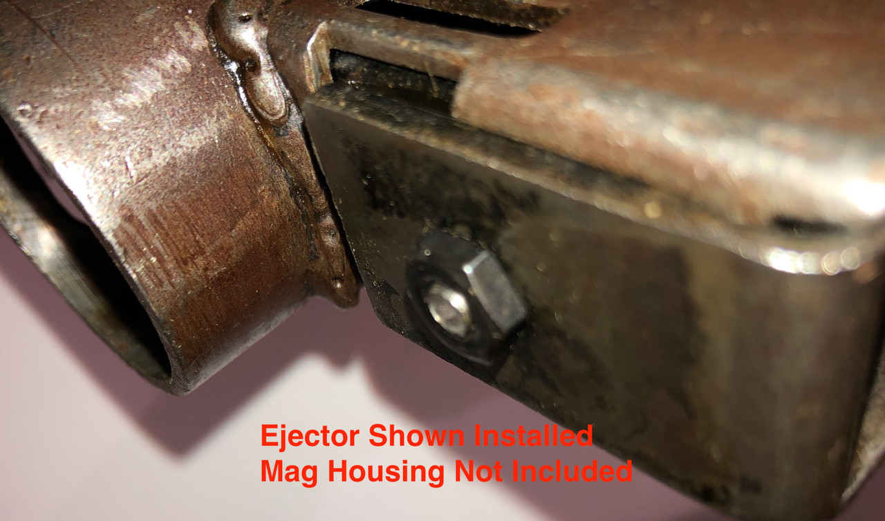 STEN Magazine Catch Retainer and Ejector Mk1 (Countersunk) - Used with Mount Screw and Nut