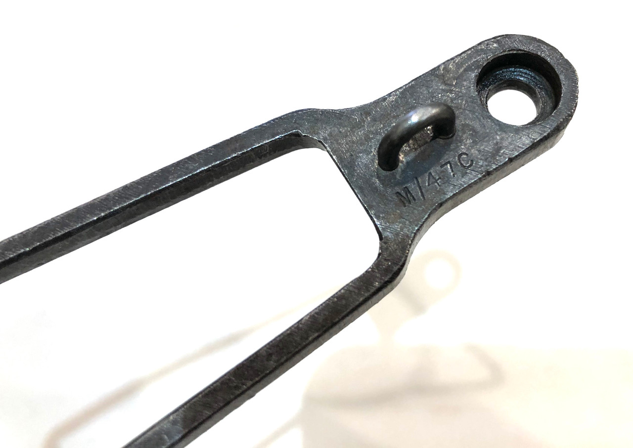British Trigger Guard with Mated Trigger
