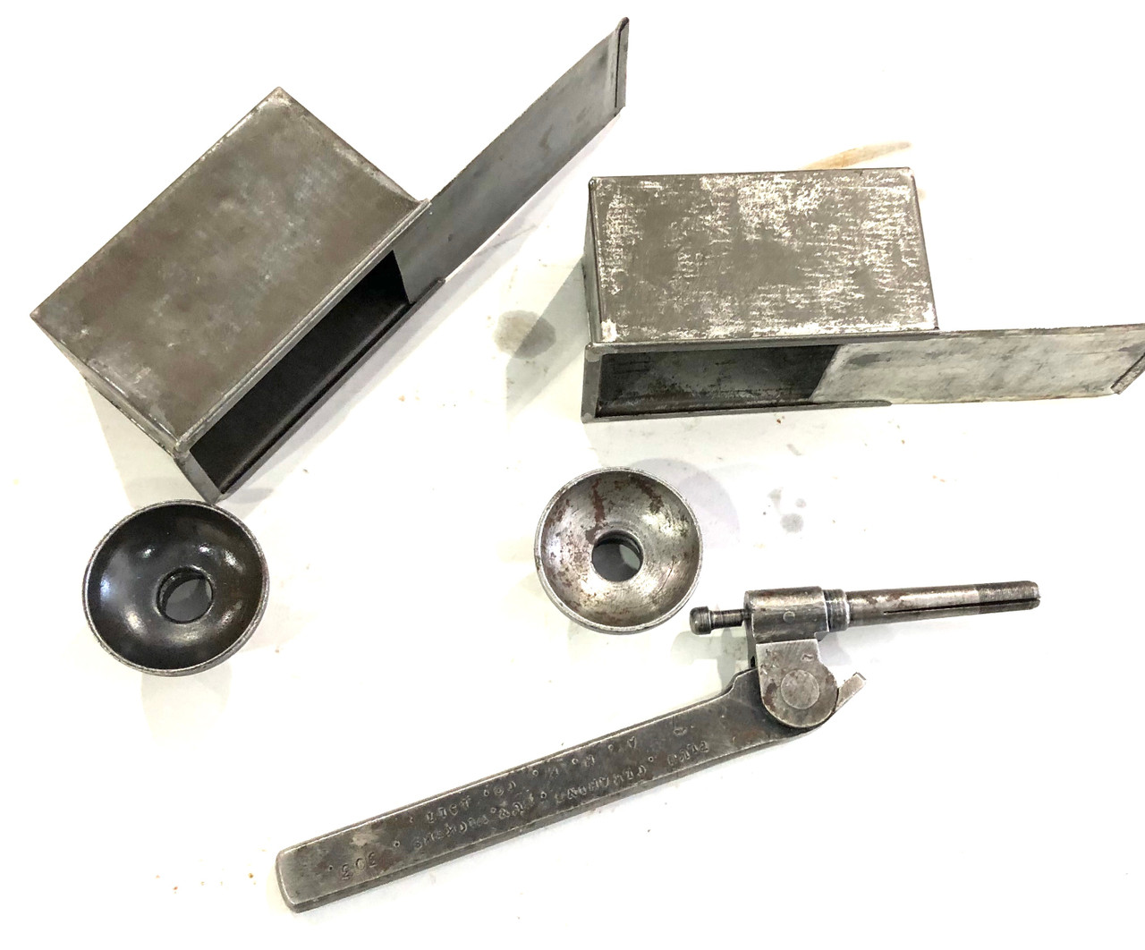 Early Vickers Parts Lot 200424-05