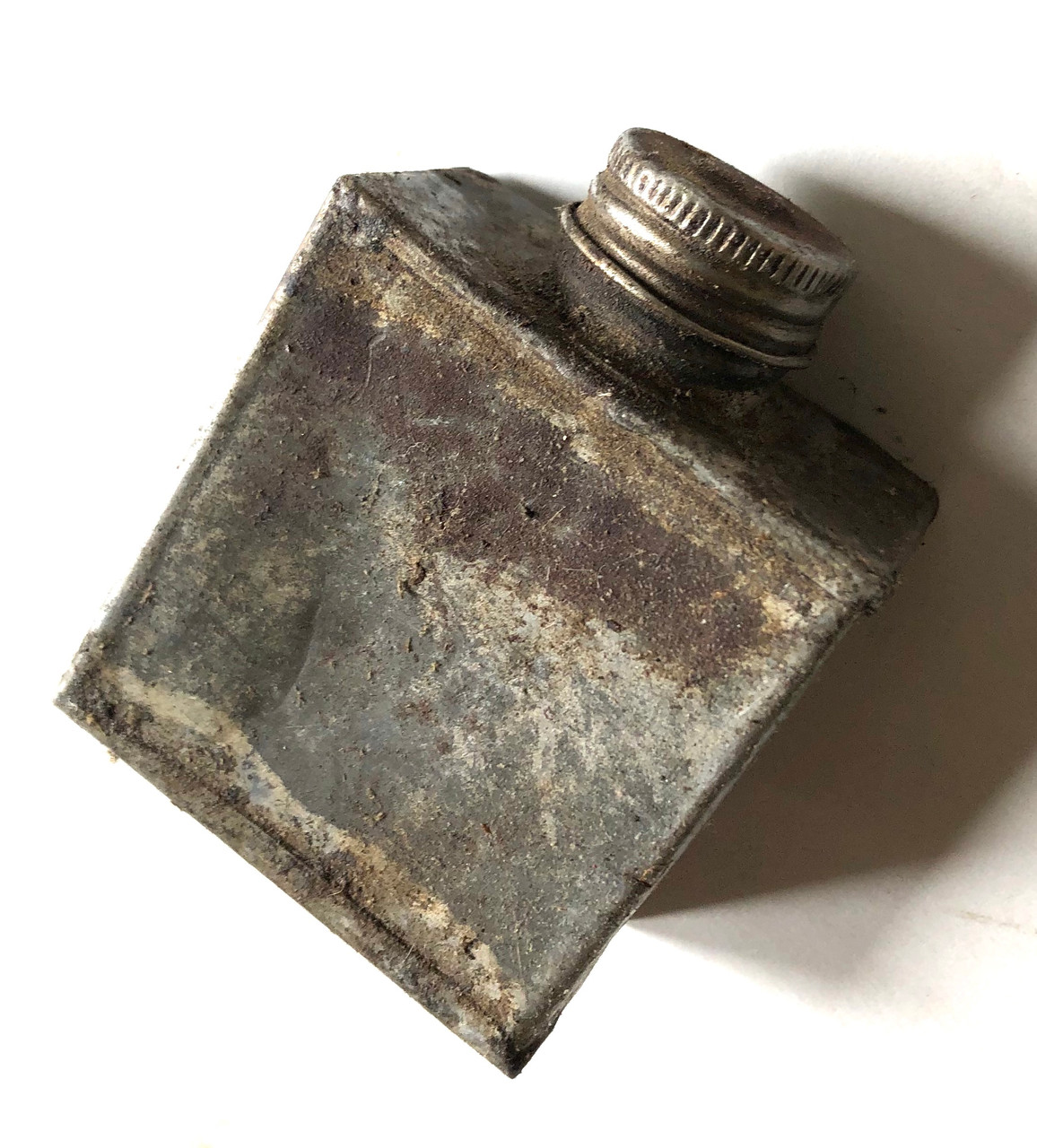 Small Arms Oil Can Mk.3 Square Pattern- Low Grade