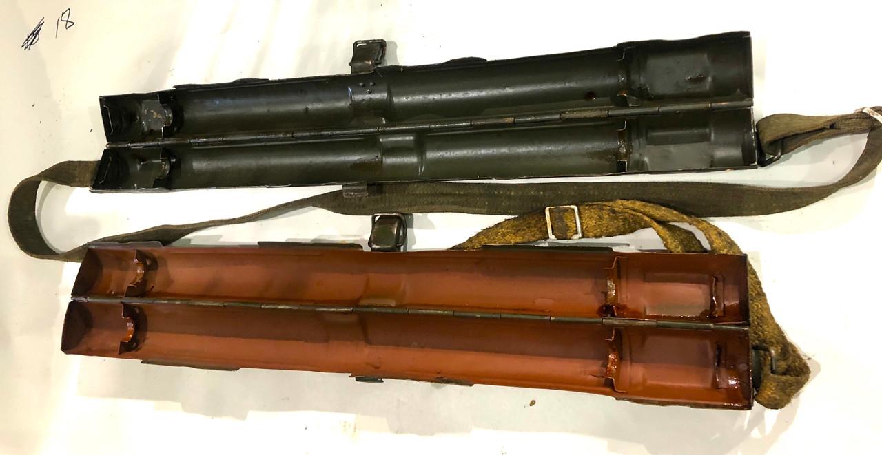 Lot of twoNazi marked: Laufschützer 43, 34&42 Dual Purpose Barrel Carriers- lot 18