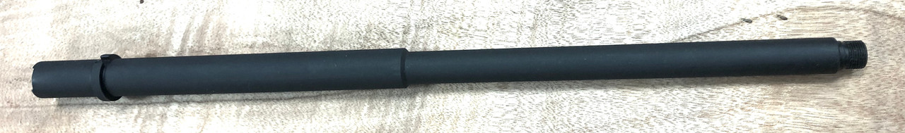 "KP31 Suomi SEMI AUTO HEADSPACE pattern 9mm Barrel 16"" Threaded 1/2-28"