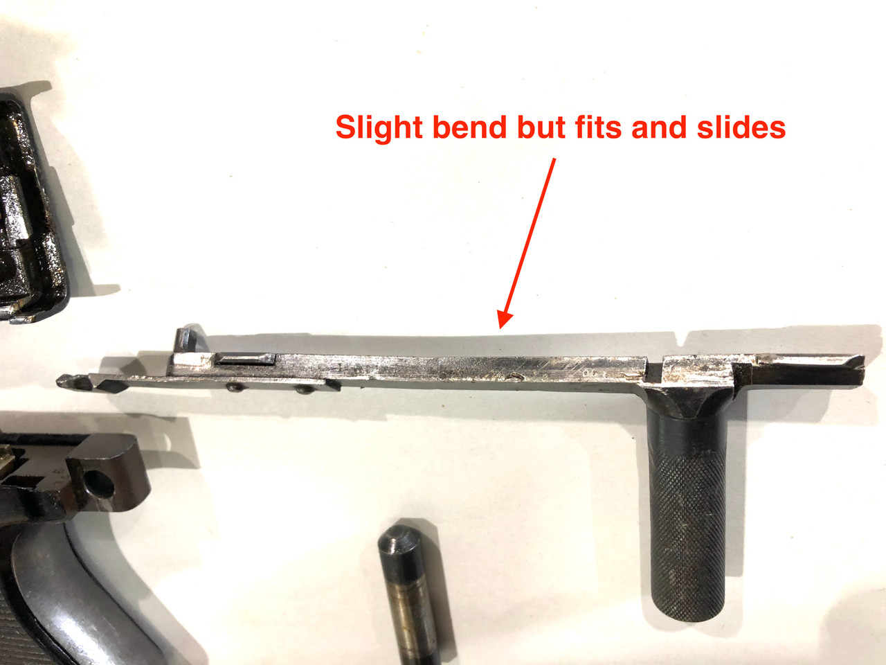 MG34 Parts Kit 3320 - Brun markings - SHIPS FREE