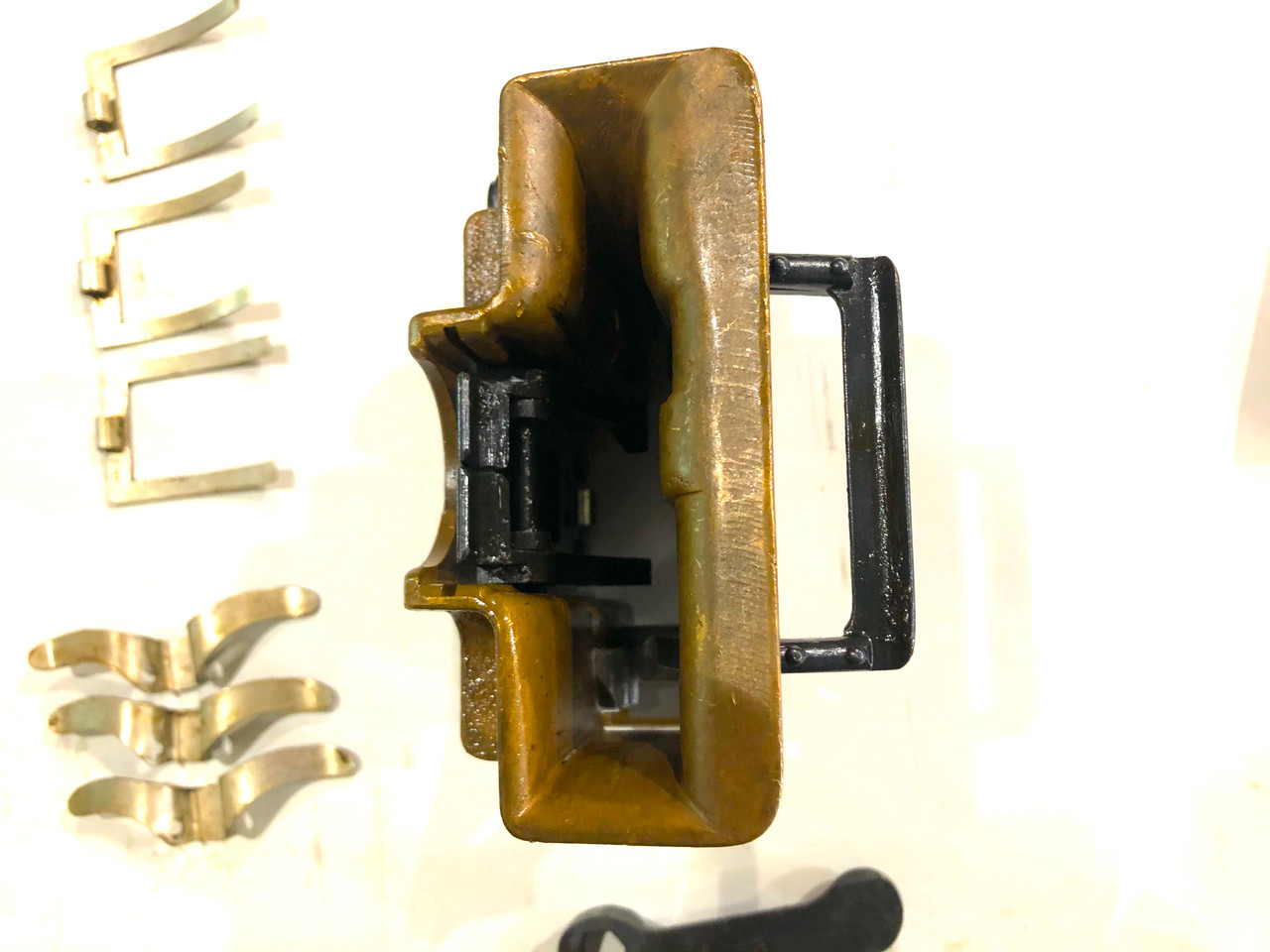 LOT: Vickers MMG Rear Crosspiece - Grip Assembly (SHIPS Free) 200918-02