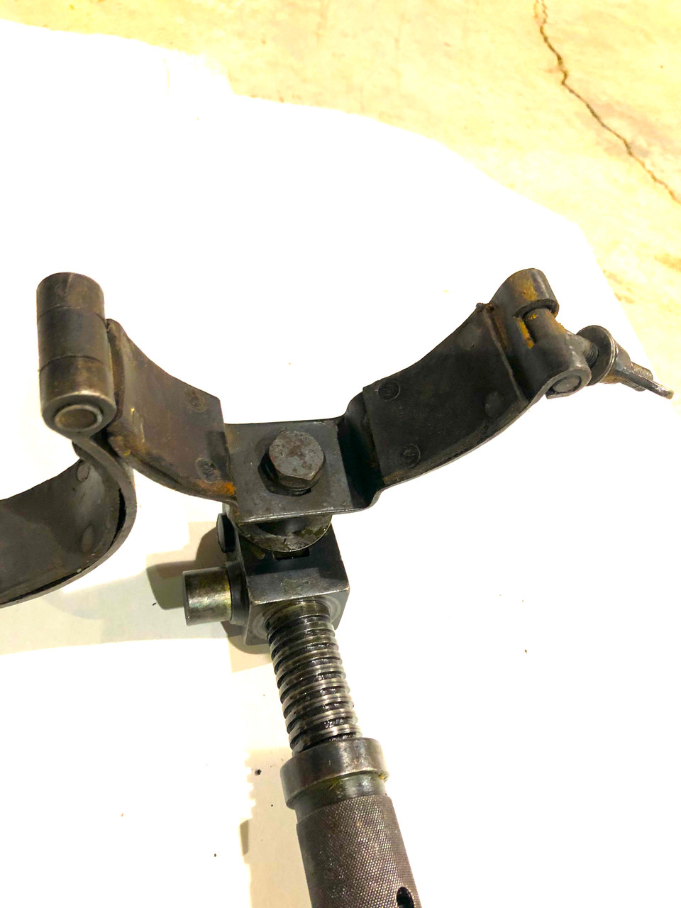 "Vickers ""B/BSA"" Machine Gun Auxiliary Mount 201106-04 - SHIPS FREE"