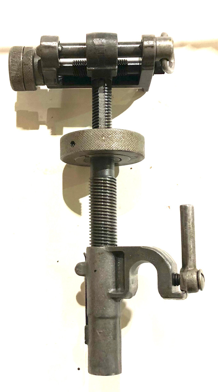 """WW2 dated M2 Tripod with original Pintle and T&E """"LAMSON 1943"""" SHIPS FREE to lower 48"""