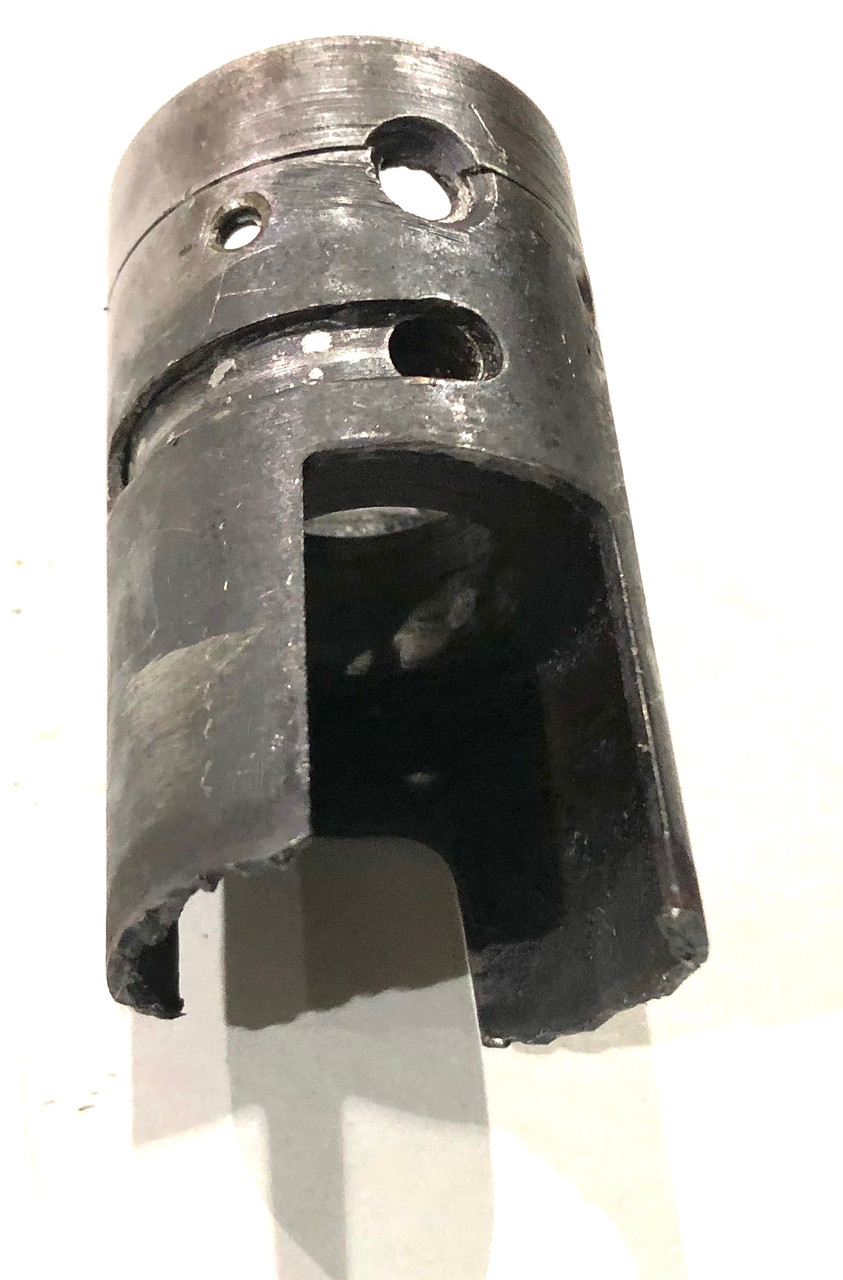 Lot 6: Two sets Early Wrapped MkII Cut Receiver Parts - both patterns - and 1 Magazine