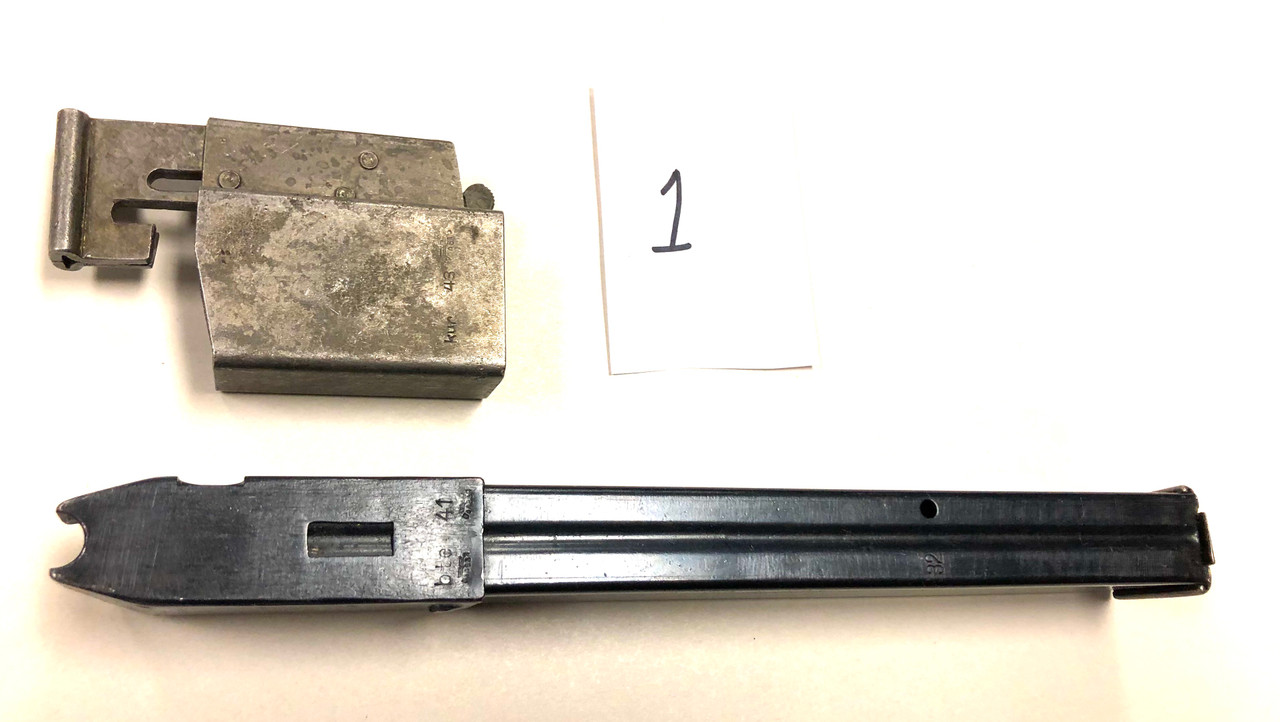 MP40 Early bte41 Magazine and kur43 Loader lot - (lot 210210-01)
