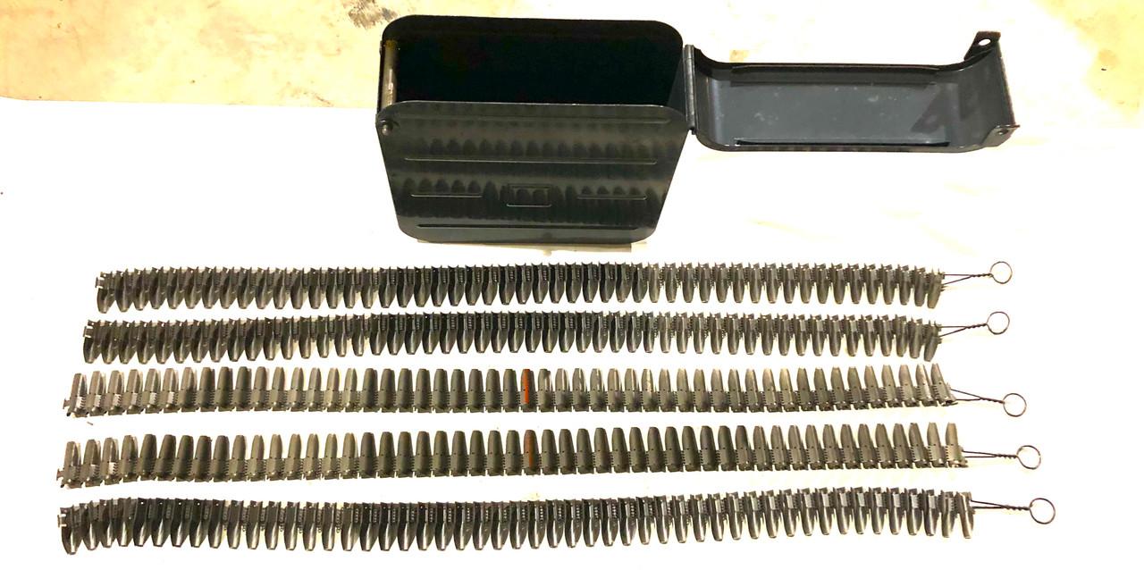 Czech UK VZ 59 Belt Set with Ammo Can 7.62x54R