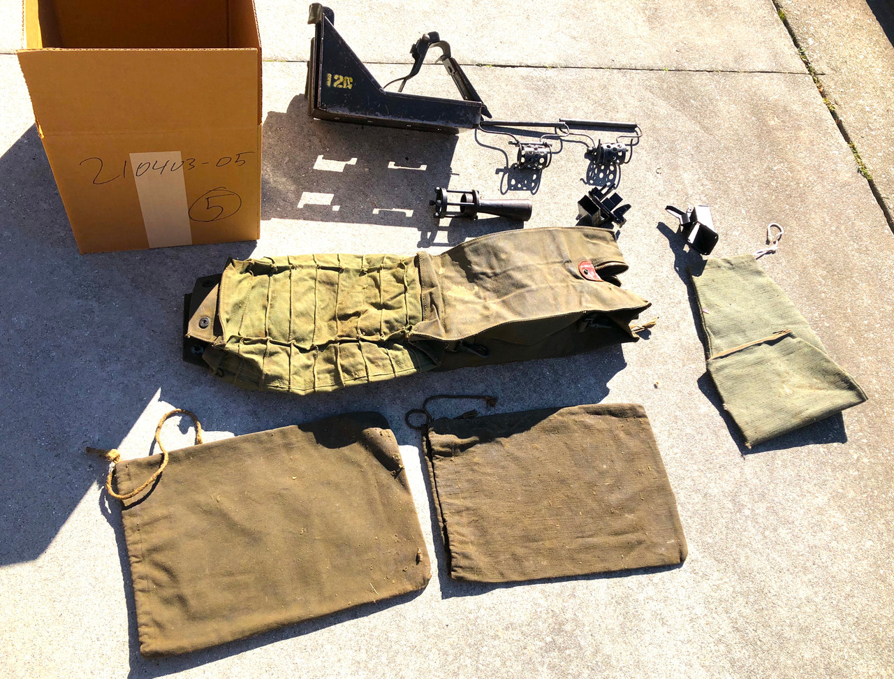 M2HB Accessory Lot 5 **Ships Free in Lower 48**