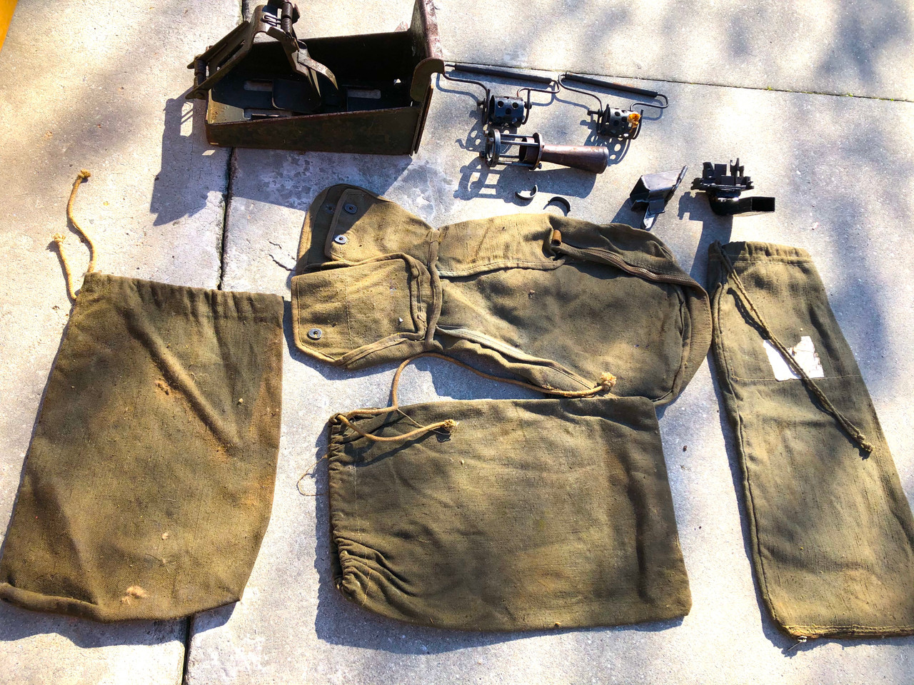M2HB Accessory Lot 7 **Ships Free in Lower 48**