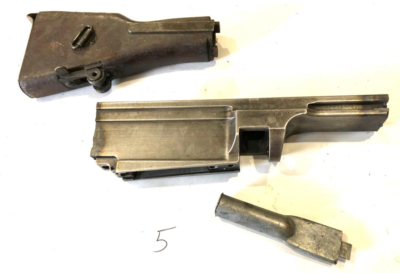 Lot 6: Mk2 BREN Receiver Center Section - Enfield 1942