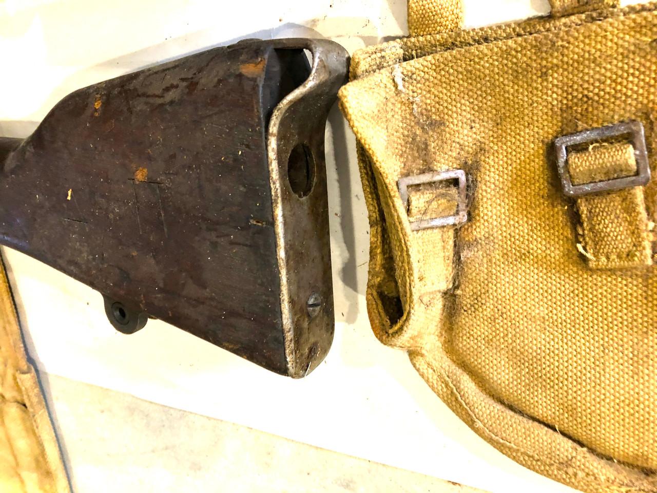 Lot 7: Mk2 BREN Receiver Center Section - Enfield 1942