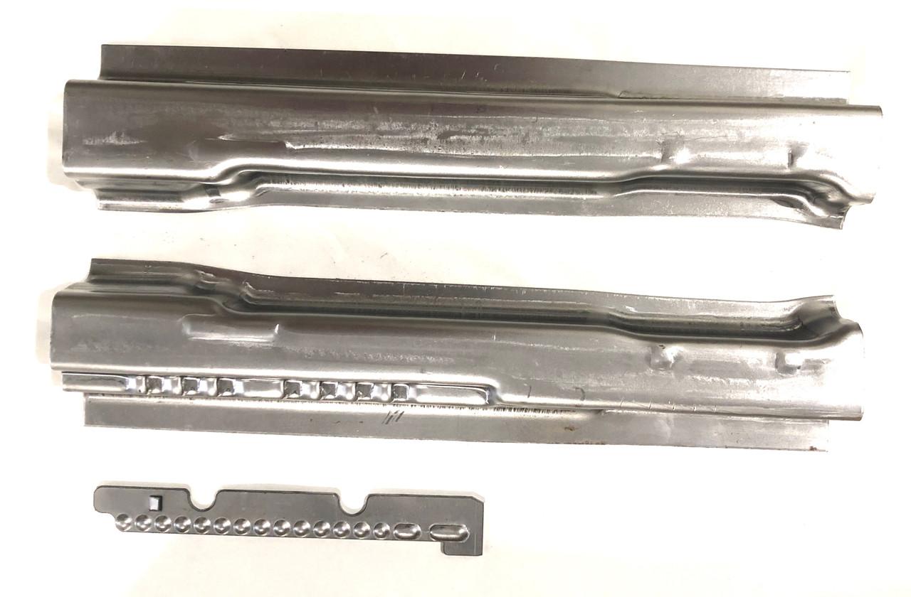MG42 Rear Sheet Metal Kit - Basic Stampings