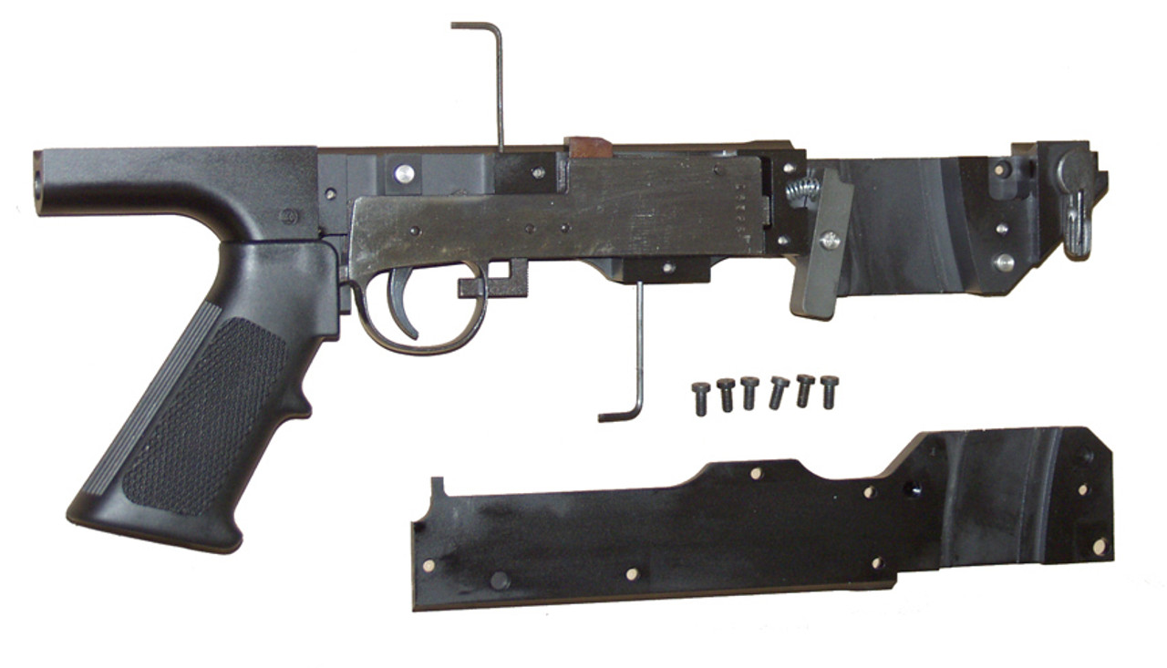 U7.62 Lower Assembly - Complete