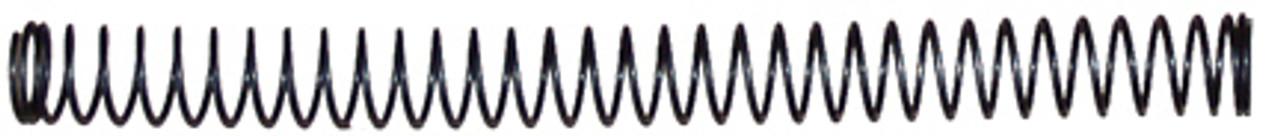 Adjustable Bolt System Mainspring