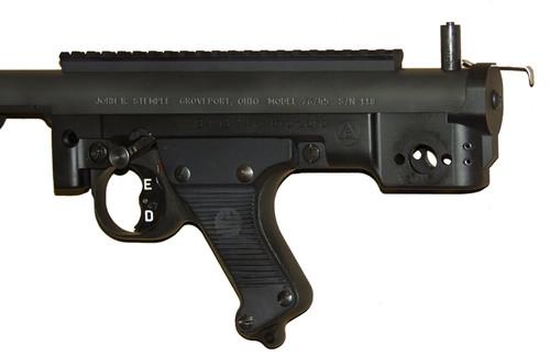 34k Rear Takedown Pin