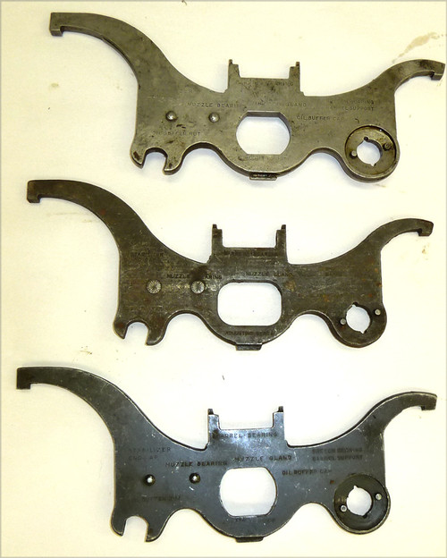 50 BMG Water Cooled Butterfly Wrench (1 Wrench Only)