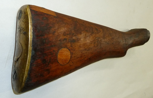 SMLE No. 1 Stock (brass butt plate)