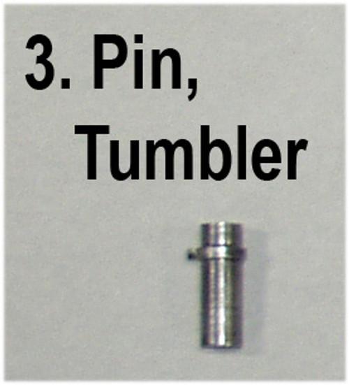 3: PIN, tumbler