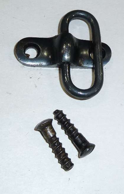 Rear Sling Swivel:  1903, Krag, Thompson & BAR
