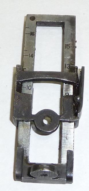 6: P14 Rear Sight Assembly
