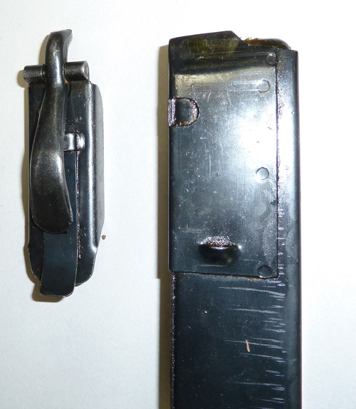 STEN Mag & Loader Combo (Original 32 rd with British Markings)