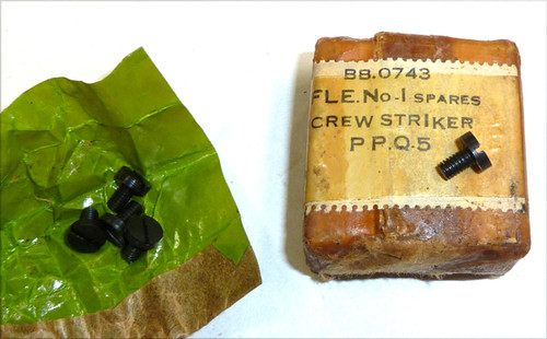 50 SCREW, Striker, No1 Rifle (NOS)