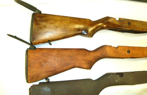 M14 Stocks and M1 Garand Barrels
