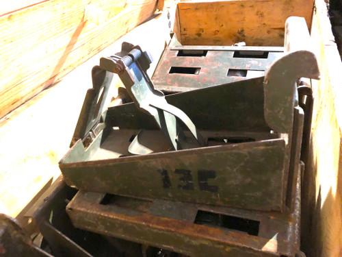 Ammunition Box Tray for .30/.50 cal. - WW2 Production