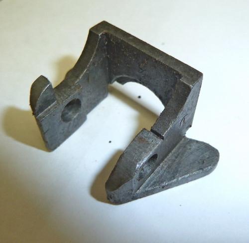 4: Cylinder Retaining Cam, Mk. 4, .38