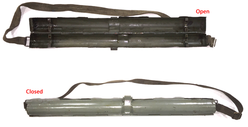 Nazi marked: Laufschützer 34, MG34 barrel carrier (unconverted)
