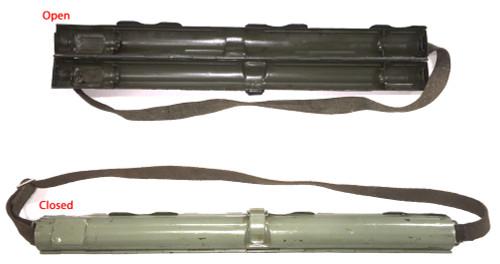 Nazi marked: Laufschützer 34, MG34 & MG42 barrel carrier (converted)