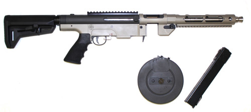Stemple Takedown Gun (STG)  U9 Slow Fire (SF) - Adjustable Bolt System