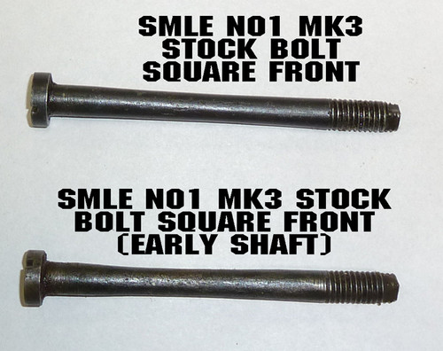 100 pcs of 36 BOLT, stock