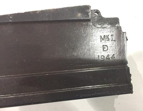 14: Mk1 BREN Receiver Center Section - 1944 Enfield