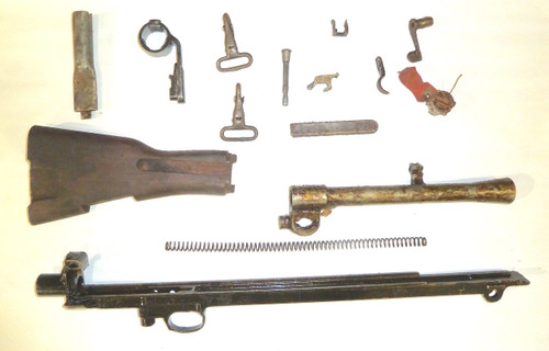 Bren Mk. 1 Spares (LOW GRADE) with Mk4 stock