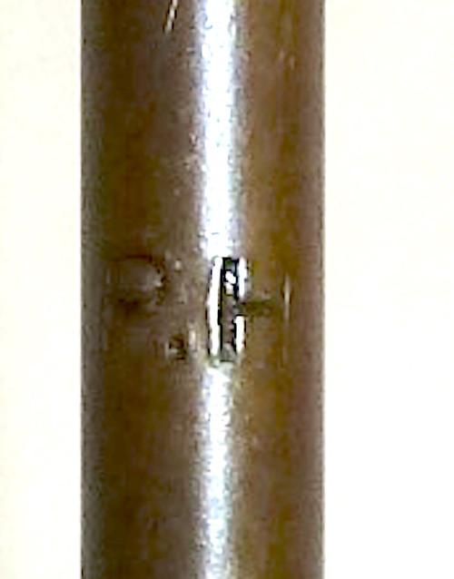 Webley Cleaning Rod - Parker Hale - (MARKED Parker Hale England)
