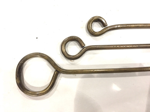 Webley Cleaning Rod Lot (3 ring sizes)