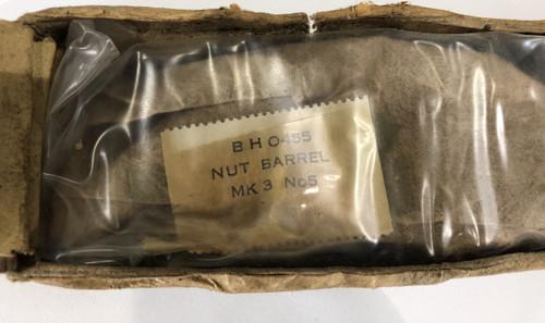 "BREN Barrel Nut Mk3 ""No. 5"" - Un-ASSD (new in wrap)"