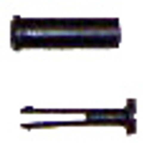 MG34/42 Trigger Housing Pins (1 male, 1 female), Nazi Marked Pin and Sleeve