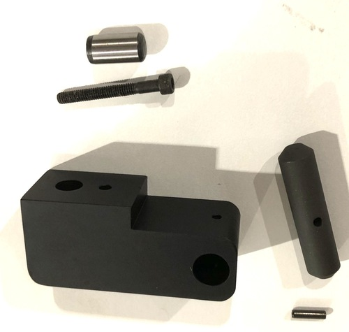 XMG Rear Tripod Mount - unassembled