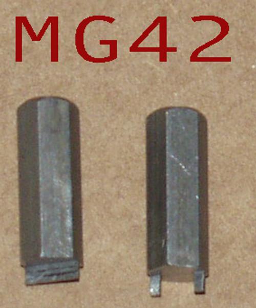 MG42 Grip Screw Tools - stainless steel