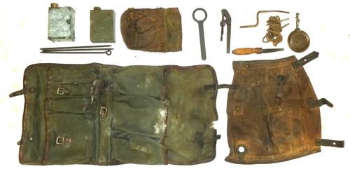 MG-34 Gunner's Kit (LOW GRADE)