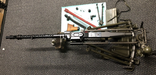 XMG Belt Fed 308 & 8mm Upper Package with Tripod L27