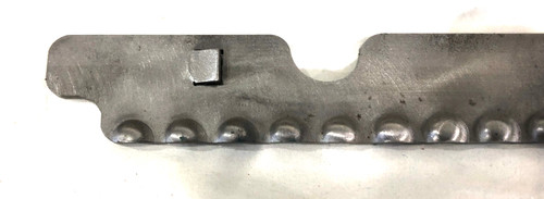 Blem - MG42 Ratchet Plate - irregular bumps